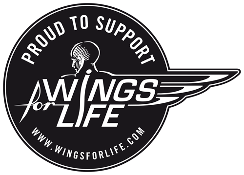 Wings For Life Charity Logo
